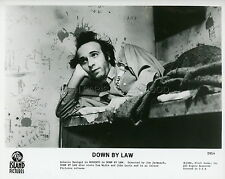 ROBERTO BENIGNI JIM JARMUSCH DOWN BY LAW 1986 VINTAGE PHOTO ORIGINAL #1