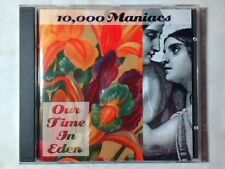 10000 MANIACS Our time in eden cd GERMANY