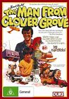 THE MAN FROM CLOVER GROVE DVD 1975 New & Sealed ALL Region NTSC Ron Masak
