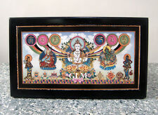Feng Shui = 2017 Om Mani Padme Hum Blessing Plaque