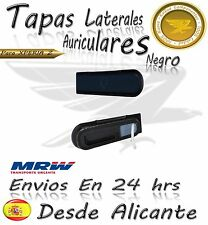 Tapa cubierta lateral jack auriculares para Sony Xperia Z L36h NEGRO C6602 C6603