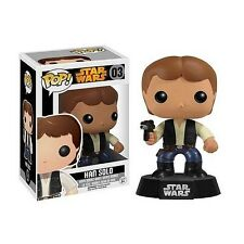 Star Wars Han Solo Funko Pop! Vinyl Figure - Vaulted #03