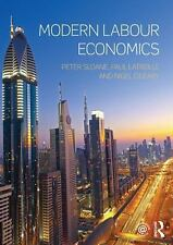 NEW - Modern Labour Economics