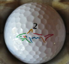 (1) GREG NORMAN SIGNATURE LOGO GOLF BALL (CIR 1996 ATTACK LIFE) #2