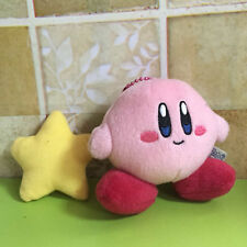 "NEW Original~ Nintendo Kirby 4"" Keychain  Stuffed Animal Doll plush"