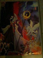 Poster D'epoque 1990 Saint Seiya Chevaliers Du Zodiaque Poster Affiche