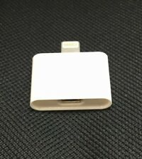 Apple Iphone Charging Adaptor Mini USB to I6 I5 Pad works with Socket Dock Cell