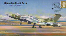 AV600 Avro Vulcan XM597 Operation Black Buck RAF cover