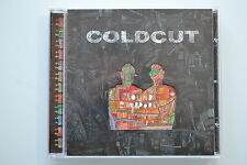 Coldcut - Sound Mirrors - Ninja Tune CD made in England