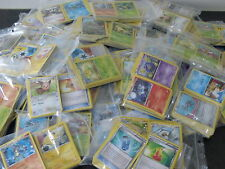 LOT DE 100 CARTES POKEMON VF DIFFERENTES NEUVES + 3 RARES