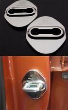 Stainless steel Door Striker Cover for Honda JADE VEZEL HR-V Fit Accord CR-V
