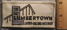 LUMBERTOWN LUMBER BUILDING MATERIALS PATCH (LUMBER, HARDWARE, UNIFORM)