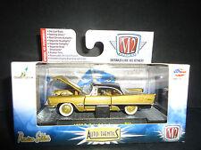 M2 Desoto Adventurer 1957 Gold 1/64 Limited Edition