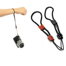 Useful Camera Wrist Hand Strap Leather for Canon Nikon Leica Panasonic Samsung