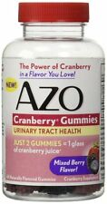 Azo Cranberry Gummies, Mixed Berry, 40 Ct