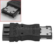 SATA Female Jack to ESATA Male Plug Convert Convertor Adapter Hard Drive ag7e