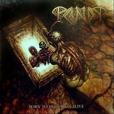 PAGANIZER - Born To Be Buried Alive MCD