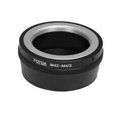 FOTGA M42 lens to Micro 4/3 M4/3 Adapter For Panasonic G3 GF6 GX7 Olympus E-P3