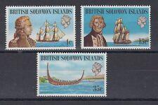 Schiffe   Britisch Salomon Inseln  236 + 238/39  **  (mnh)