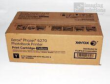 Xerox Phaser FujiFilm 6270 Photobook Printer - Yellow Cartridge M# 16145620