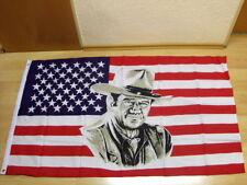 Fahnen Flagge USA John Wayne - 90 x 150 cm