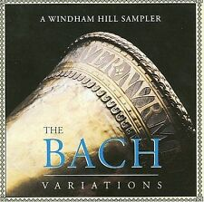 : The Bach Variations: A Windham Hill Sampler  Audio CD