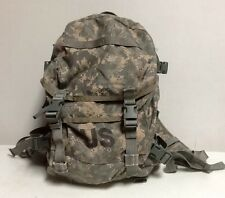 US ARMY ISSUE ACU MOLLE II ASSAULT PACK w/o BACK STIFFENER MILITARY SURPLUS