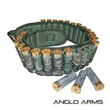 NEW Anglo Arms Camo 12 Bore Shotgun Cartridge Belt Holder smokey branch NEW