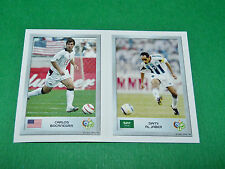 N°86 BOCANEGRA USA 144 AL JABER PANINI FOOTBALL GERMANY 2006 MINI-STICKERS
