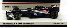 Minichamps WILLIAMS F1 Showcar 2012-Bruno Senna scala 1/43