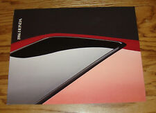 Original 1986 Honda Full Line Sales Brochure 86 Accord Civic Prelude CRX