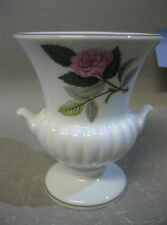 Collectable Wedgwood fine china England miniature vase