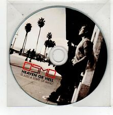 (FV498) Osmo, Heaven Or Hell - DJ CD