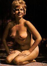 7629/ Foto AK, Erotik, FKK, Pin Up Girl 60ziger Jahre
