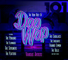 Various - 101 - The Very Best Of Doo Wop –  [Fifties / Sixties] 4CD Box Set