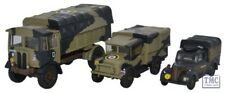 76SET25 Oxford Diecast Italy 1943 Military Set 1/76 Scale OO Gauge