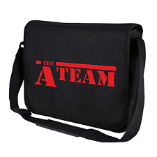 The A-Team | ATeam | A Team | Kult | Schwarz | Umhängetasche | Messenger Bag