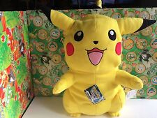 "Pokemon Plush Pikachu Jumbo Cuddle Pillow 22"" stuffed Cushion Doll Toy Figure Go"