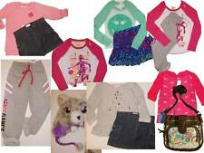 HUGE Clothes LOT Girl 6 7  JUSTICE AERO GAP Sweats Purse SPRING $329 NWT