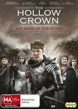 The Hollow Crown - The War of the Roses NEW R4 DVD