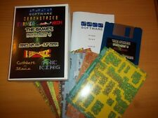 Sinclair QL Box-Set (QL Games 4) da rwap Software