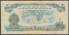 ➡ SOUTH VIETNAM R5 - 2 Dong 1963 AU/UNC ➡ FREE SHIPPING €100+