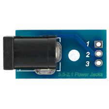 DC005 to DIP Adapter Breadboard Power Connector Breakout Board for DC Jack YG