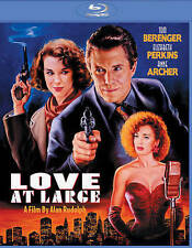 Love at Large [Blu-ray], New DVDs