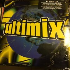 ULTIMIX 79 LP ALICE DJ BABY BUMPS ZOMBIE NATION BAHA MEN SHANNON SOUL DECISION