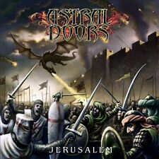 Astral Doors Jerusalem vinyl LP NEW sealed