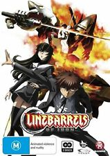 Linebarrels Of Iron : Collection 2 (DVD, 2010, 2-Disc Set)