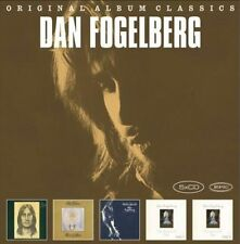 Original Album Classics [Slipcase] by Dan Fogelberg (CD, Jan-2012, 5 Discs,...