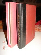 THE DESCENT OF MAN - Heritage Press - 1972 - Charles Darwin