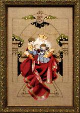 "Mirabilia / Nora Corbett ""Christmas Wishes"" Counted Cross Stitch Pattern"